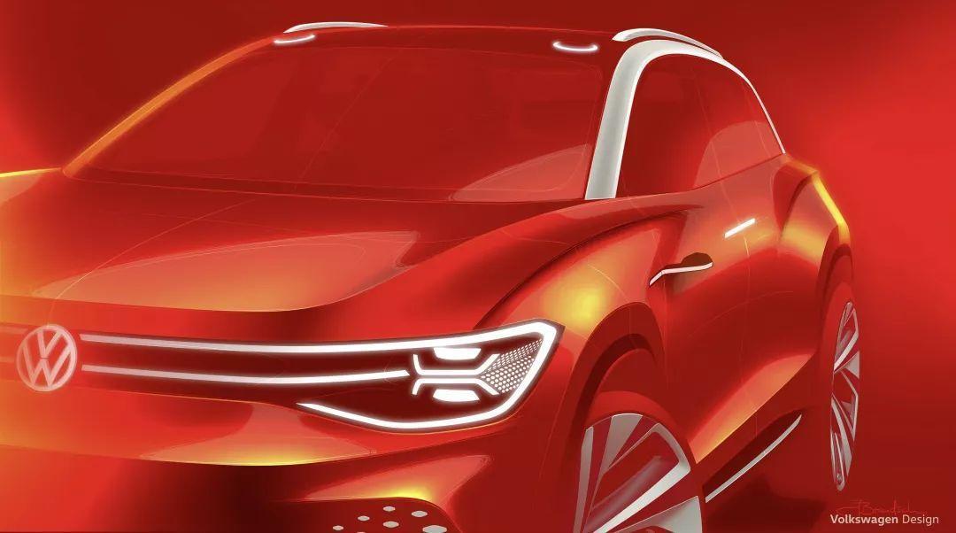配备L4级自动驾驶技术,大众全尺寸电动SUV即将全球首秀