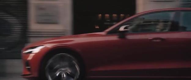 视频:全新沃尔沃 S60发布