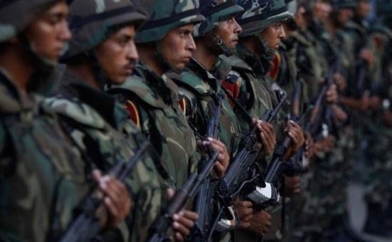 匪洲军事经济最强大的五个国度:第壹名是它