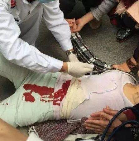 桂林一男子划破他人肚皮 检察院为何不批准逮捕?