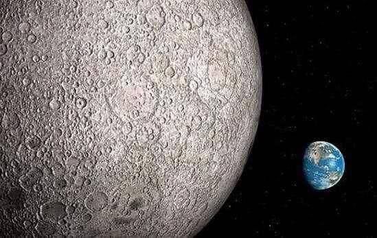 月球基地生活区手绘图