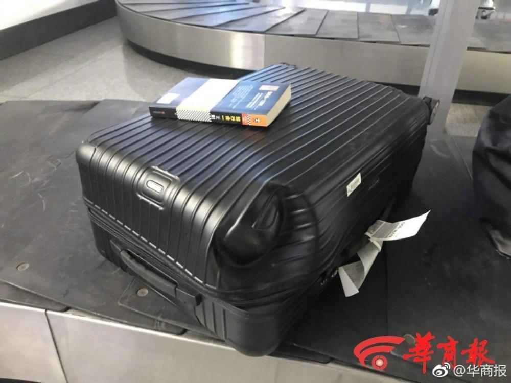 行李箱被压变形,要求赔200过分吗?
