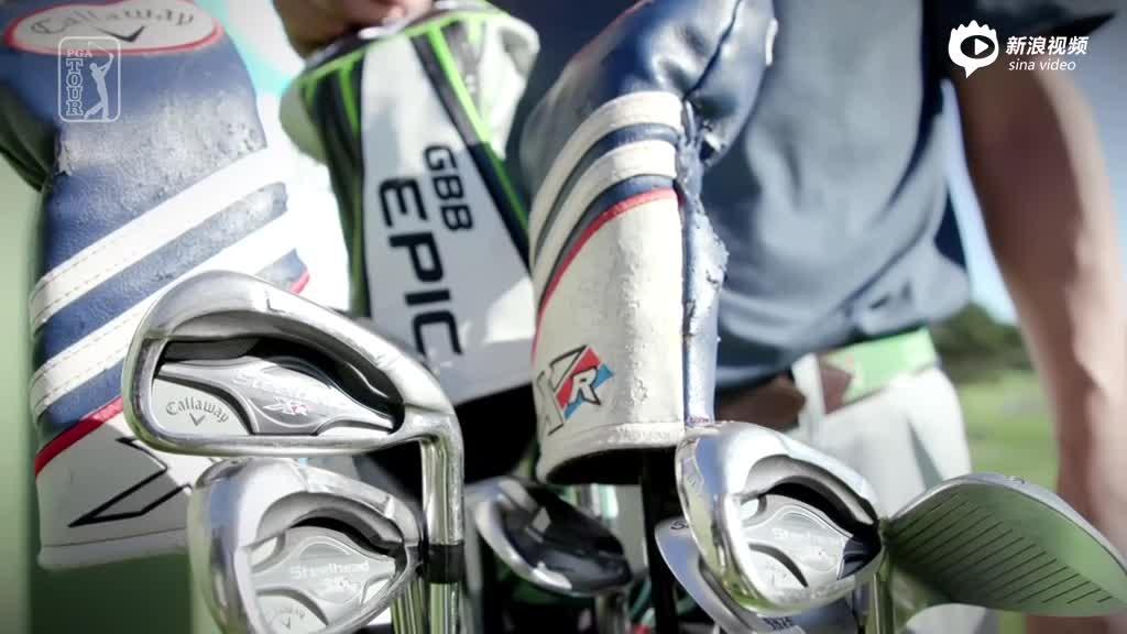张小龙介绍高尔夫球包