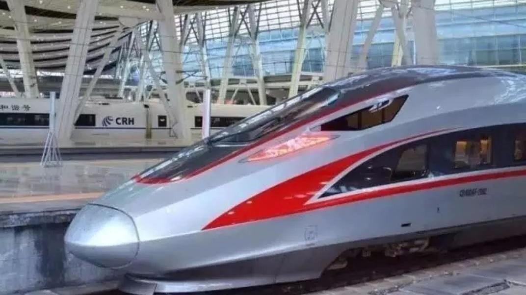 复兴号4月10日起扩容提速 上海至北京最快仅4小时18分