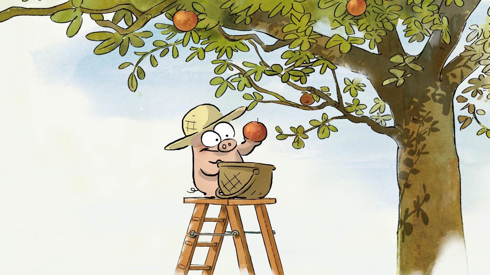 """这部""""简陋""""的手绘动画片,豆瓣评分8.3,更让许多80后回忆满满!"""