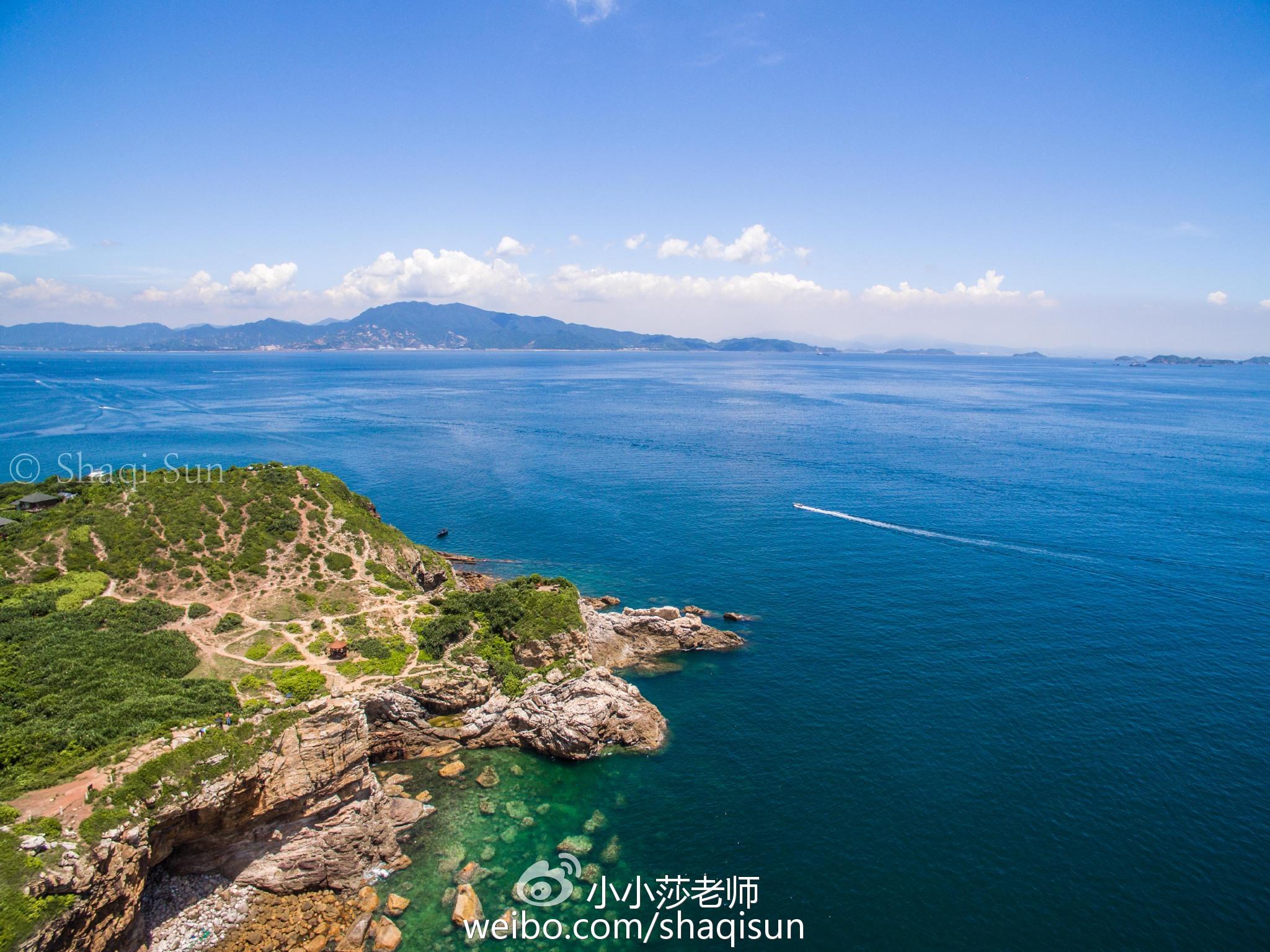 深圳,去一片宁静的海湾乐享周末