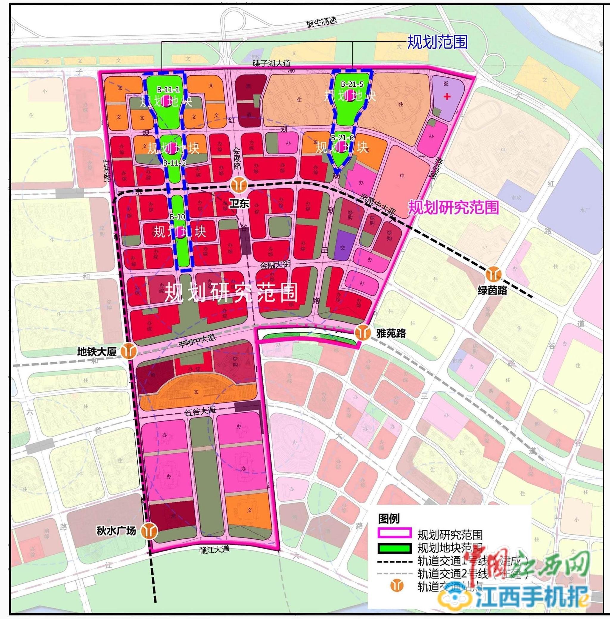 将提供2532个车位 南昌红谷滩CBD地下空间将开发