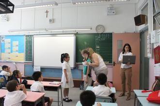 香港国际学校(图片来源于网络)
