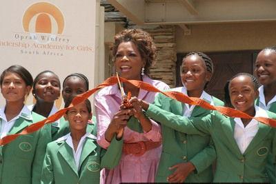 奥普拉在南非开办学校