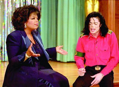 奥普拉对话迈克尔-杰克逊