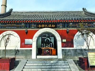 北京天宁寺塔到底是建于哪年?