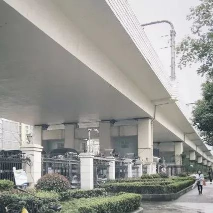 延安高架、轨交桥下空间拟更新 改造方案征集中