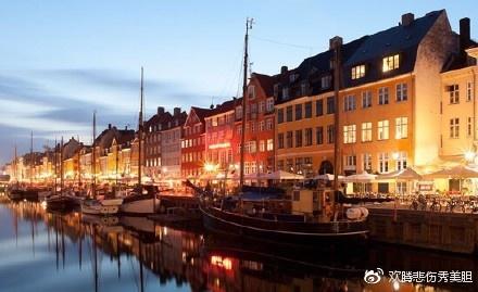 童话里的哥本哈根