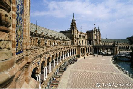 塞维利亚 西班牙的艺术文化中心