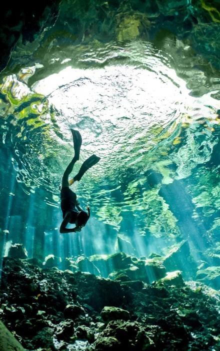 世界最美潜水地