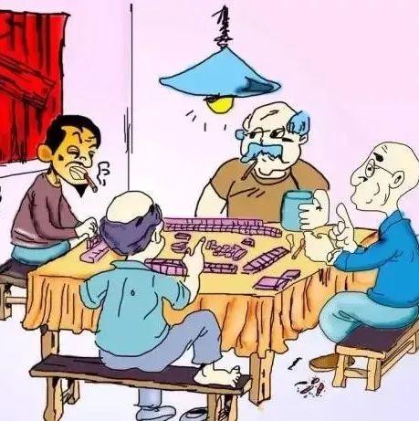 舟山1男子醉酒邀人打麻将遭拒  一怒之下狠扇人巴掌