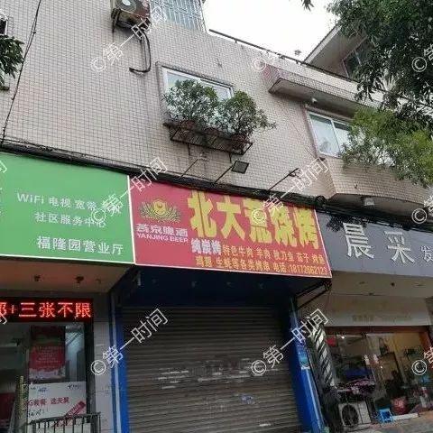 桂林:烧烤店通宵扰民 居民报警竟遭威胁、被砸窗
