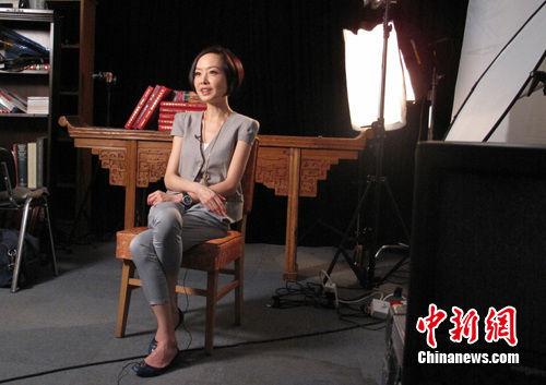 陈鲁豫:奥普拉是我前行榜样 她离开是明智选择
