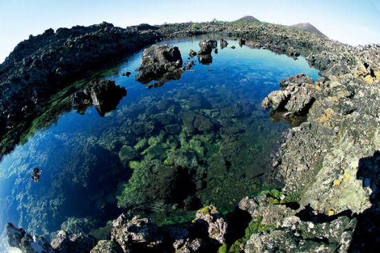 五大连池景观(图片来源于网络)