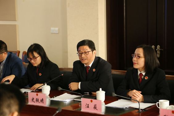 苏州相城检察院法治导航帮助非公企业发展