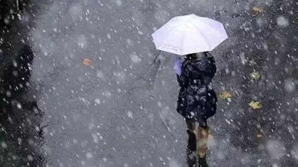 辽宁今日降温晚间雨雪来袭 周四迎雨雪大风天气