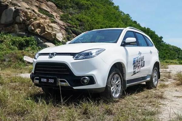 15万内最强的3台国产硬派SUV,越野能力<em>接近</em>普拉多!