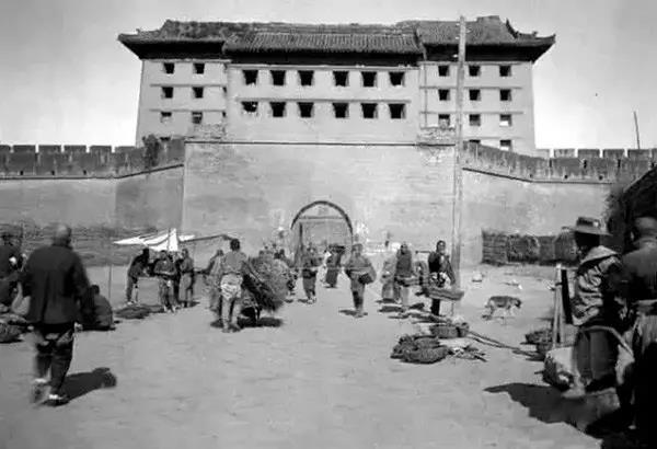 绝密照片:百年陕西的真实面目