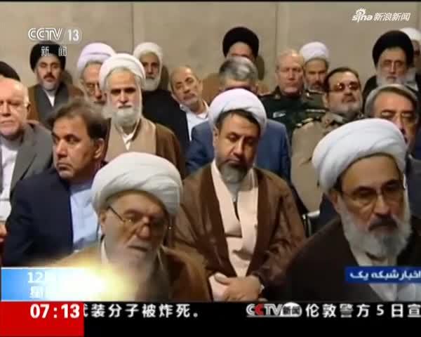 伊朗最高领袖哈梅内伊:美以试图挑起中东战争