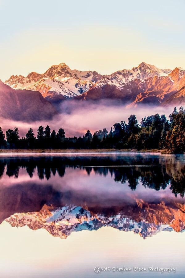 这世上有一种美,叫新西兰