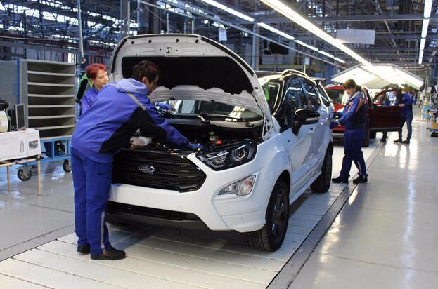 宝马、沃尔沃等10大品牌联手 减少汽车原材料消耗