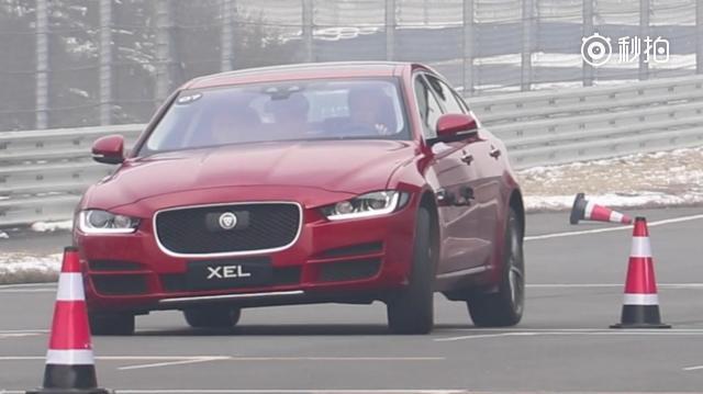 作为捷豹第二款国产车型,捷豹XEL对标的正是豪华品牌中最能跑量的中级主力...
