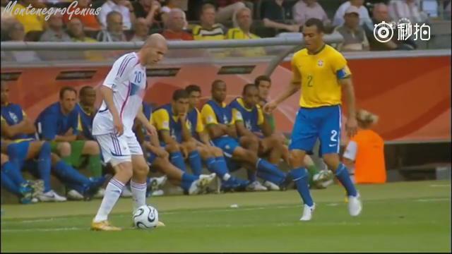 德国世界杯齐达内vs巴西