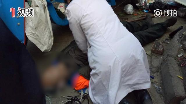 环卫工猝死在岗位上 倒下前正在清运垃圾