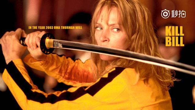 《杀死比尔》是我心情不佳时,必拿出来看的一部电影,新娘被比尔背叛后,磐涅...