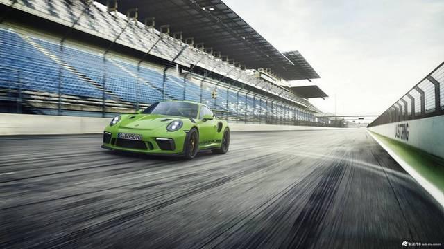 新款保时捷911 GT3 RS官图泄露 3月亮相