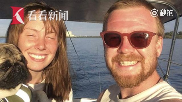 美国情侣倾家荡产买船 第2天船就沉