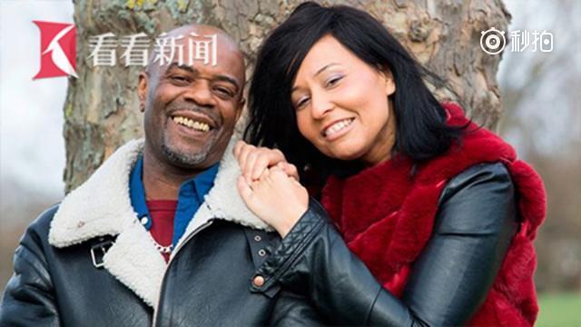 英国男子守护心上人20年 割肾救她