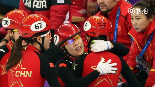 奥运会道速滑今日迎决战 为中国队加油!