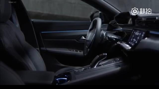 【2019款标致508发布】在日内瓦车展亮相的新标致508其结构更紧凑...