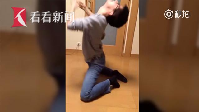 【这手速!日本小哥打响指表演《土耳其进行曲》 最后都抽搐倒地了】近日,日...