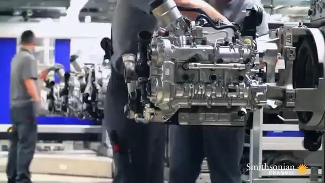 制造业强国 保时捷保时捷911的涡轮增压发动机是如何制造的?半个多世纪以...