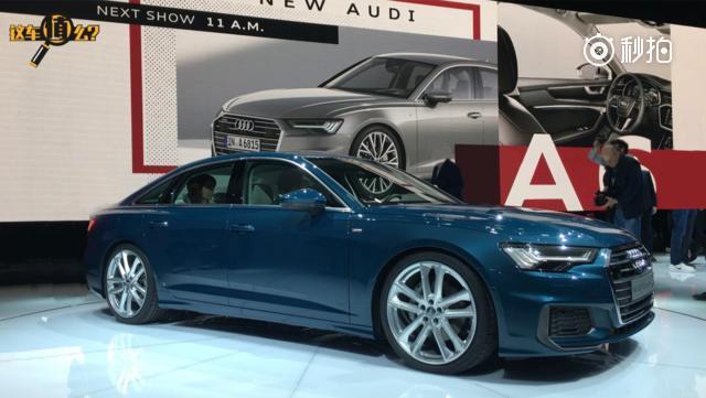 日内瓦车展 直击车展现场,带大家来体验新一代奥迪A6,更加具有运动风格!...