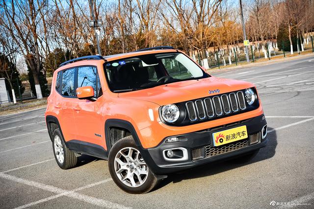 实拍|Jeep自由侠 一款能让生活变有品质的SUV
