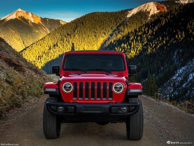 Jeep全新牧马人首发 更精致更科技