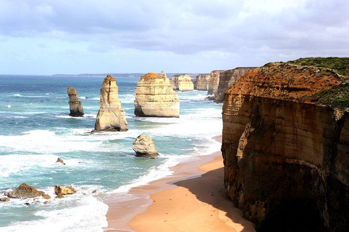 澳大利亚自驾大洋路 一路看尽南半球的绝美风景