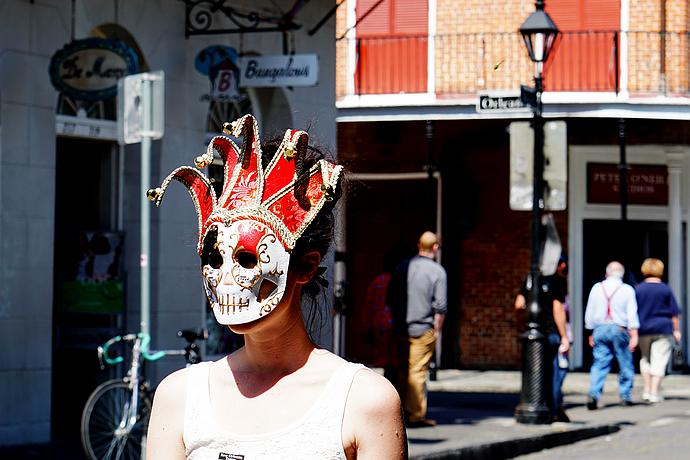 Mardi Gras,美国人的狂欢节你可听说过
