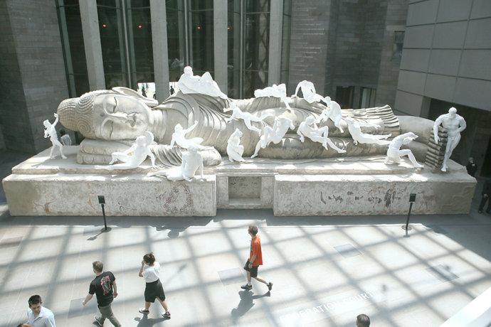 【澳大利亚】墨尔本维多利亚美术馆,艺术与灵感迸发的殿堂