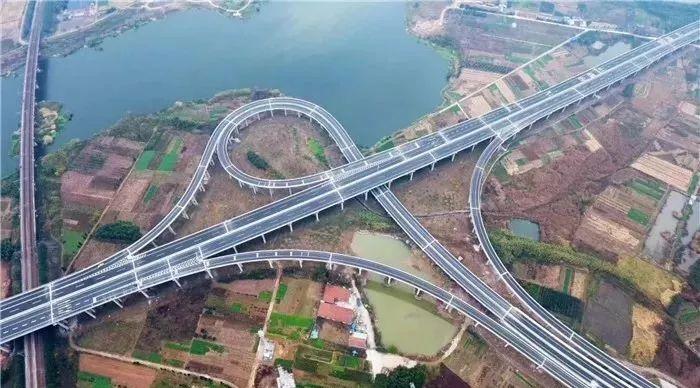 绍诸高速公路诸暨延伸线12月完工 月底正式通车