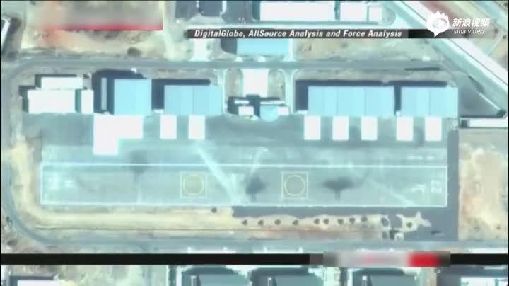 日本媒体偷拍中国部队驻吉布提基地视频曝光