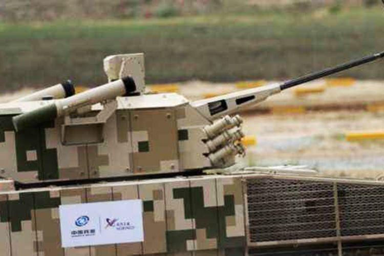 帅气+实力,中国外贸步战车VN17全解析